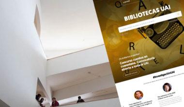 Bibliotecas UAI lidera ranking web de bibliotecas en Latinoamérica