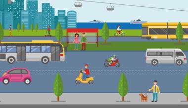 Los desafíos de la movilidad urbana en el contexto post pandemia