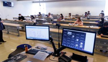 UAI, primera universidad de la región en reiniciar clases presenciales