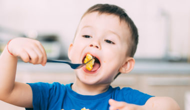 Cuidados y problemas alimentarios en la infancia