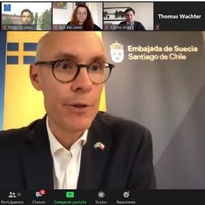 Embajador Suecia