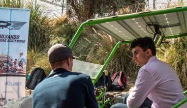 EMUAI: mejor proyecto chileno de energía e innovación universitaria