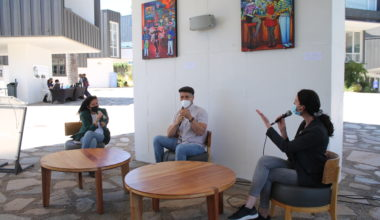 Bohemia en Val-Pop: arte en el campus Viña del Mar