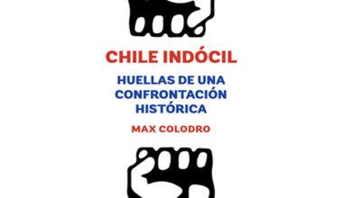 """Académico Max Colodro presenta su ensayo """"Chile indócil: huellas de una confrontación histórica"""""""