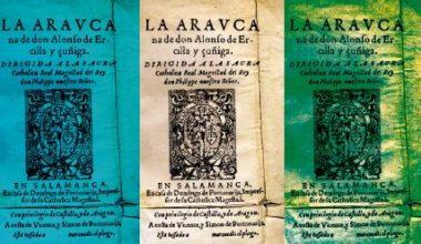 La Araucana Revisitada: Representaciones Visuales