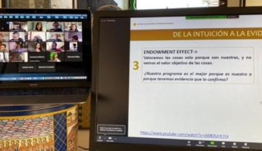 """CEFIS UAI dio inicio a la segunda versión del curso """"De la intuición a la evidencia"""""""