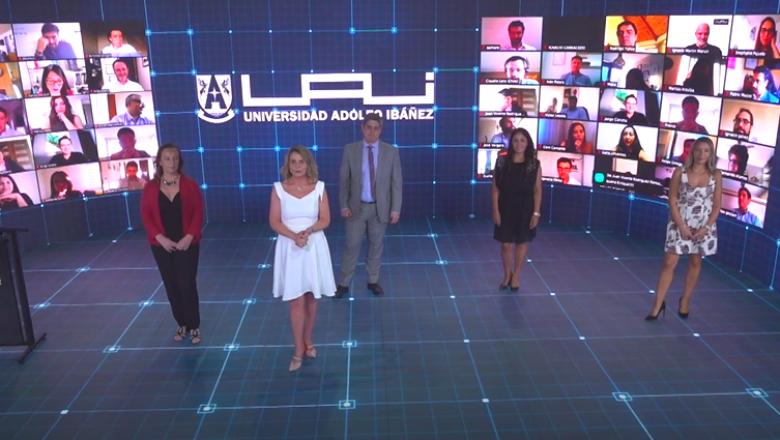 Una ceremonia diferente: Graduación Executive MBA UAI
