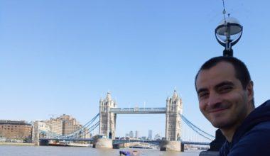 Exalumno FIC obtiene beca para estudiar doctorado en Reino Unido