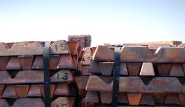 Alza en la confianza empresarial estaría explicada por el aumento del precio del cobre