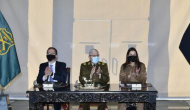 UAI y Carabineros de Chile firman acuerdo en materias de criminología e Inteligencia Artificial