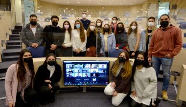 Formando ciudadanos globales: Nueva generación CEMS ya comenzó sus clases en la UAI