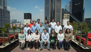 ¡Bienvenidos! Tercera generación del Executive MBA LATAM inició el programa en México
